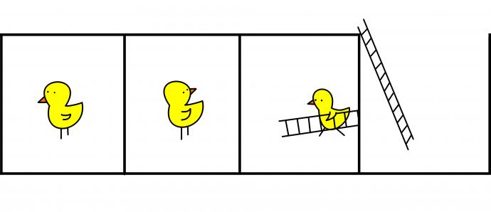 ladderescapecomic